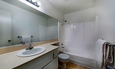 Bathroom, Orange Grove, 2