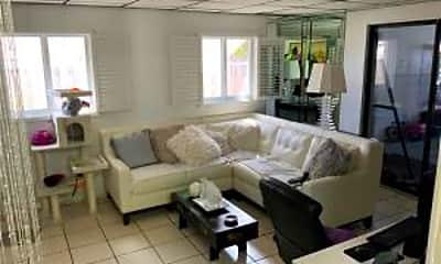 Living Room, 5600 NE 5th Terrace, 1