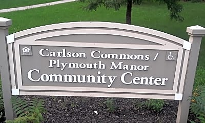Carlson Commons, 1