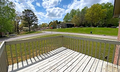 Patio / Deck, 1500 Ascent Trail NW, 2