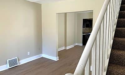 Living Room, 2837 N Gale St, 1