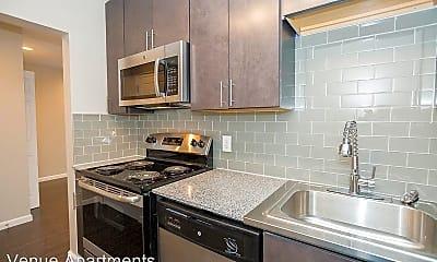 Kitchen, The Venue Apartments!, 0