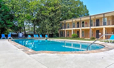 Pool, Hickory Ridge, 0