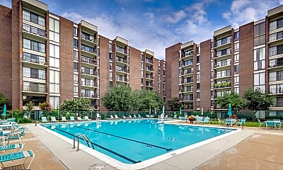 Pool, 9900 Georgia Ave 27-708, 1