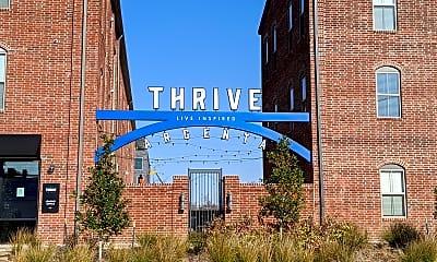 Community Signage, Thrive Argenta, 0