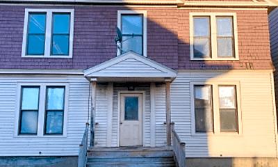 Building, 34 Washington St, 1