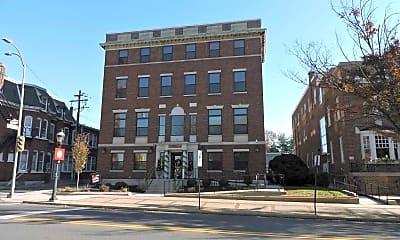 Building, The Dodson Building, 2