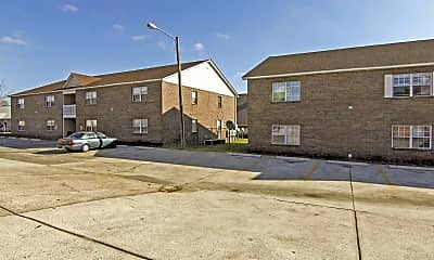 Building, Spring Hill Apartments, 1