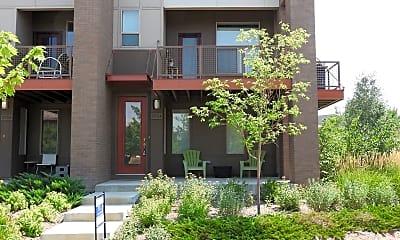 Building, 2954 Galena St, 1