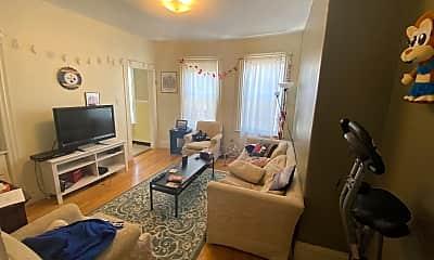 Living Room, 370 Washington St, 1