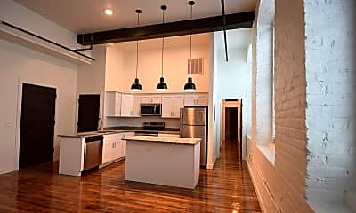 Kitchen, Imperial Lofts, 1