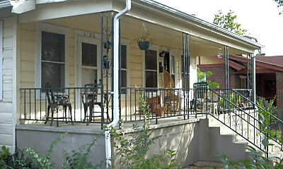 Patio / Deck, 3194 Ames St, 1