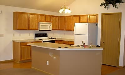 Kitchen, 1710 Frisco Dr, 1