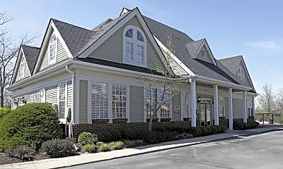 Clubhouse, Patchen Oaks Apartments, 1