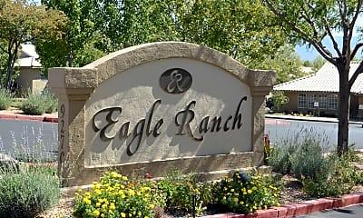 Community Signage, Eagle Ranch, 2