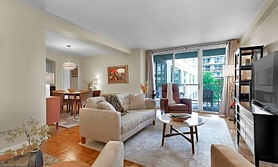 Living Room, 2475 Virginia Ave NW 417, 0