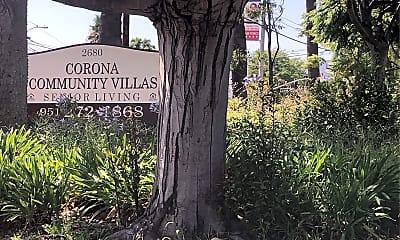 Corona Community Villas, 1