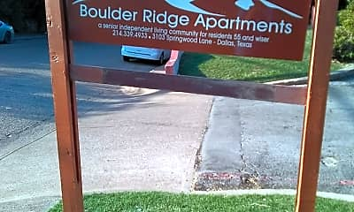 Boulder Ridge, 1