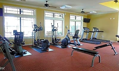 Fitness Weight Room, 19800 Kenswick Dr, 1