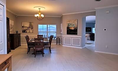 Living Room, 13 Woodbury Drive, 1