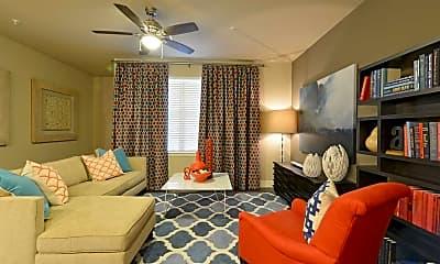 Living Room, Grand Reserve Katy, 1