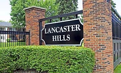 Community Signage, Lancaster Hills, 2