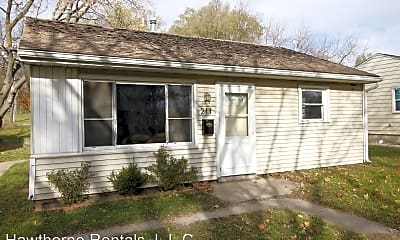 Building, 211 Monroe St, 0