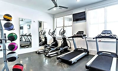 Fitness Weight Room, 999 Walter Stephenson Rd, 1