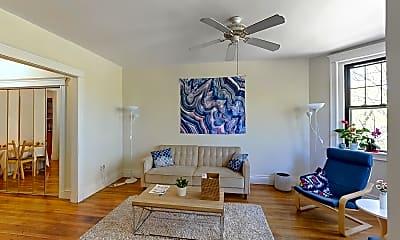 Living Room, 380 Riverway, 0
