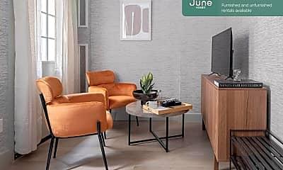 Living Room, 944 Columbus Ave, 0