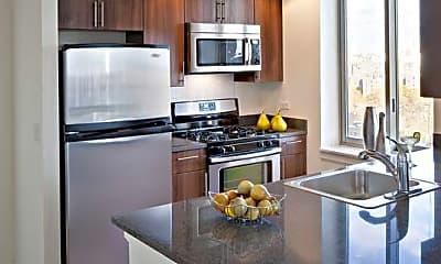 Kitchen, AVA Fort Greene, 0