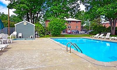 Pool, Pine Hill Gardens, 1