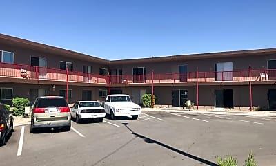 Building, 435 E 18th St, 1