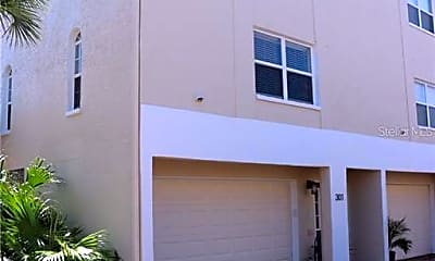 Building, 1109 Pinellas Bayway S 301, 1