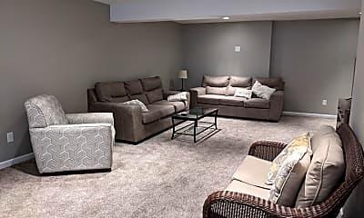 Living Room, Roanoke Way, 1