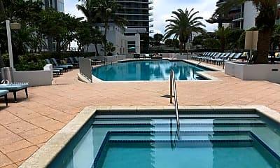 Pool, 1050 Brickell Ave 612, 2