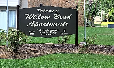 Willowbend Apts, 1