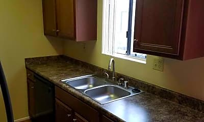 Kitchen, North Park Properties, 2
