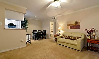 Living Room, Crescent At Cityview, 1