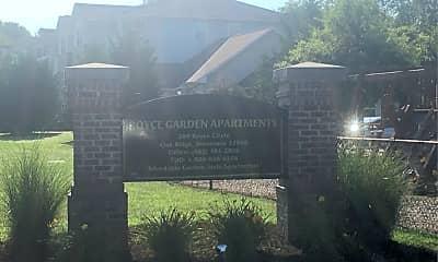 Royce Gardens, 1