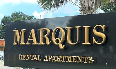 Marquis Apartments, 1