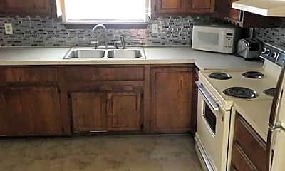 Kitchen, 217 Fourth St, 1