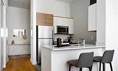 Kitchen, Eagle Lofts, 1