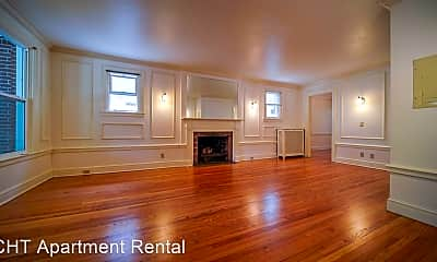 Living Room, 412 N Carroll St, 1