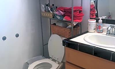 Bathroom, 407 NW 9th Street, 1