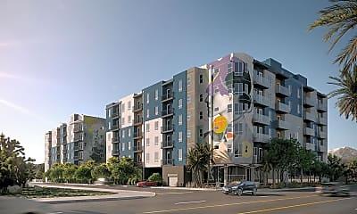 Building, Mira, 1