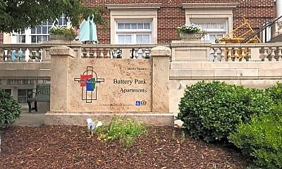 Battery Park Apartments, 1