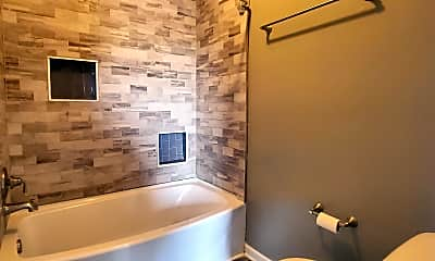 Bathroom, 1101 Downs Blvd, 0