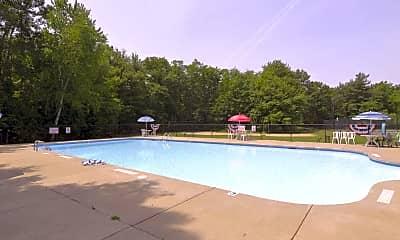 Pool, Cimarron Realty Trust, 0