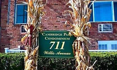 Community Signage, 711 Willis Ave 1E, 2